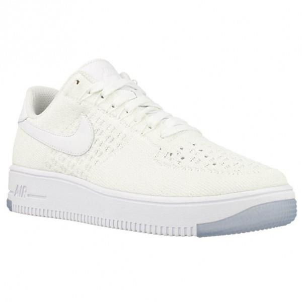 Details about Nike Air Force 1 Flyknit Low women's sportswear.