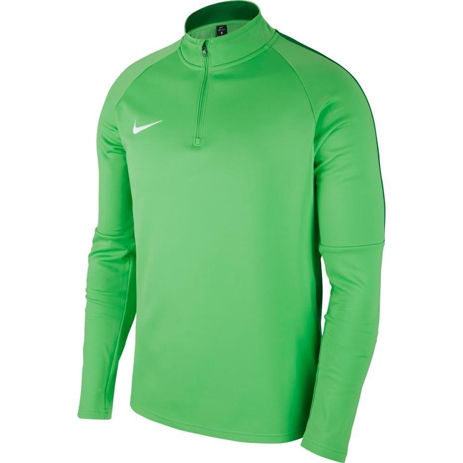 Bluza męska Nike Dry Academy 18 Drill Top LS czarna 893624 010