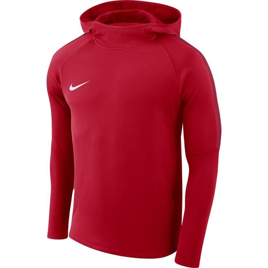 Bluza męska Nike Dry Academy 18 Hoodie PO czerwona AH9608 657