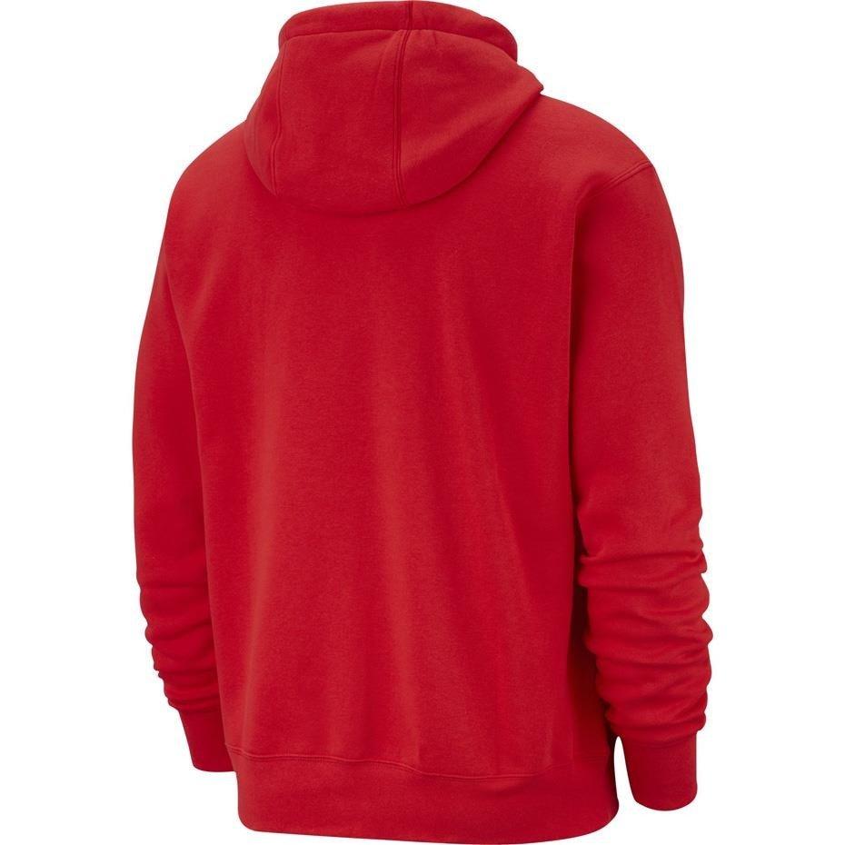 czerwona bluza z napisem thailland