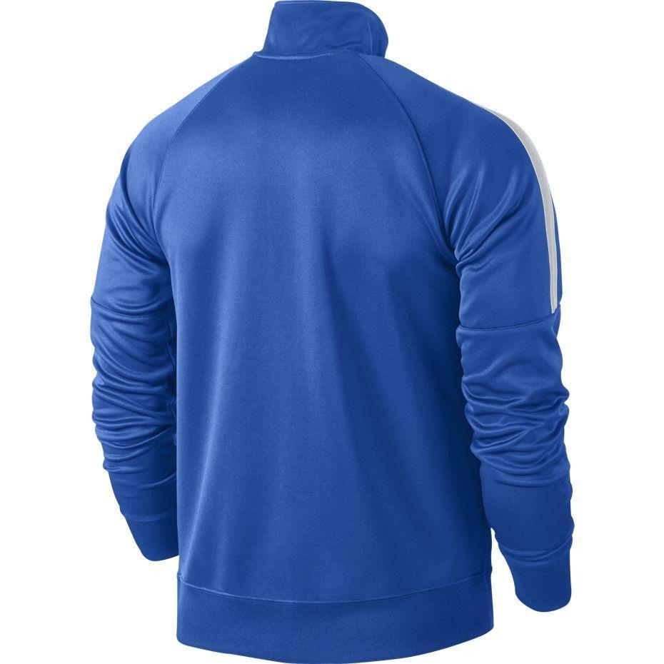 Bluza męska Nike Team Club Trainer niebieska 658683 463