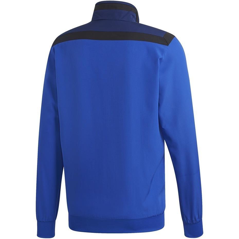 Bluza męska Tiro 19 Presentation Adidas (niebieska)