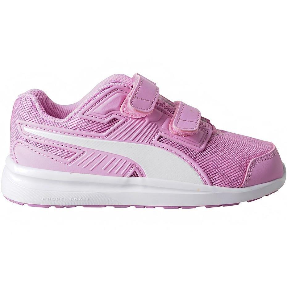 Buty dla dzieci Puma Escaper Mesh V Inf różowe 190327 09