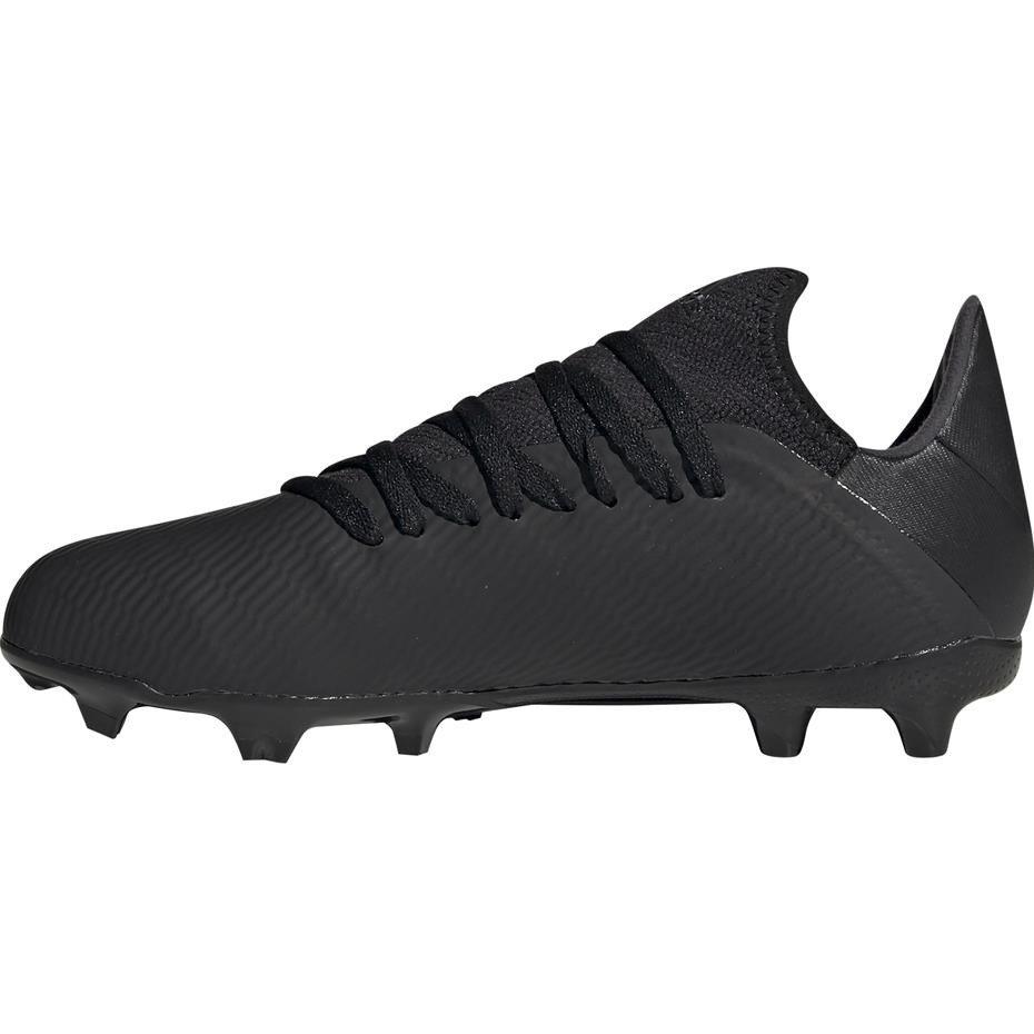 Buty piłkarskie adidas X 19.3 FG JUNIOR czarne F35364