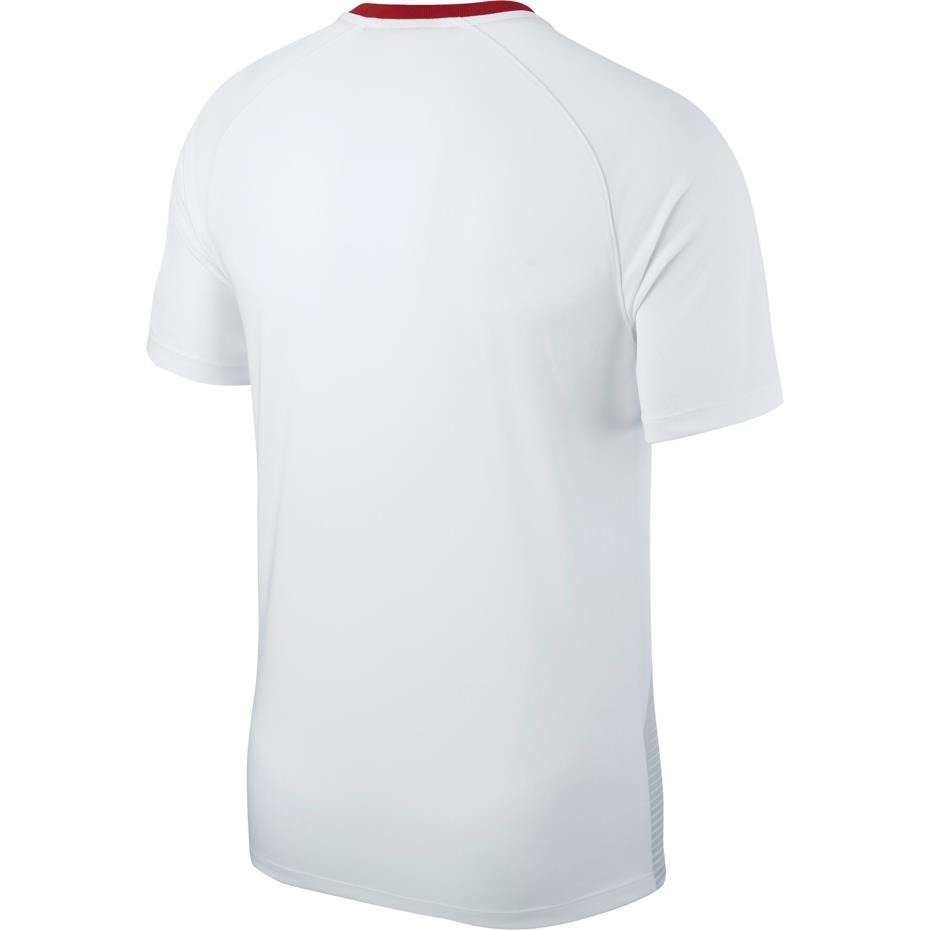 Koszulka Reprezentacji Polski Nike Breathe Top Home M 893891 100