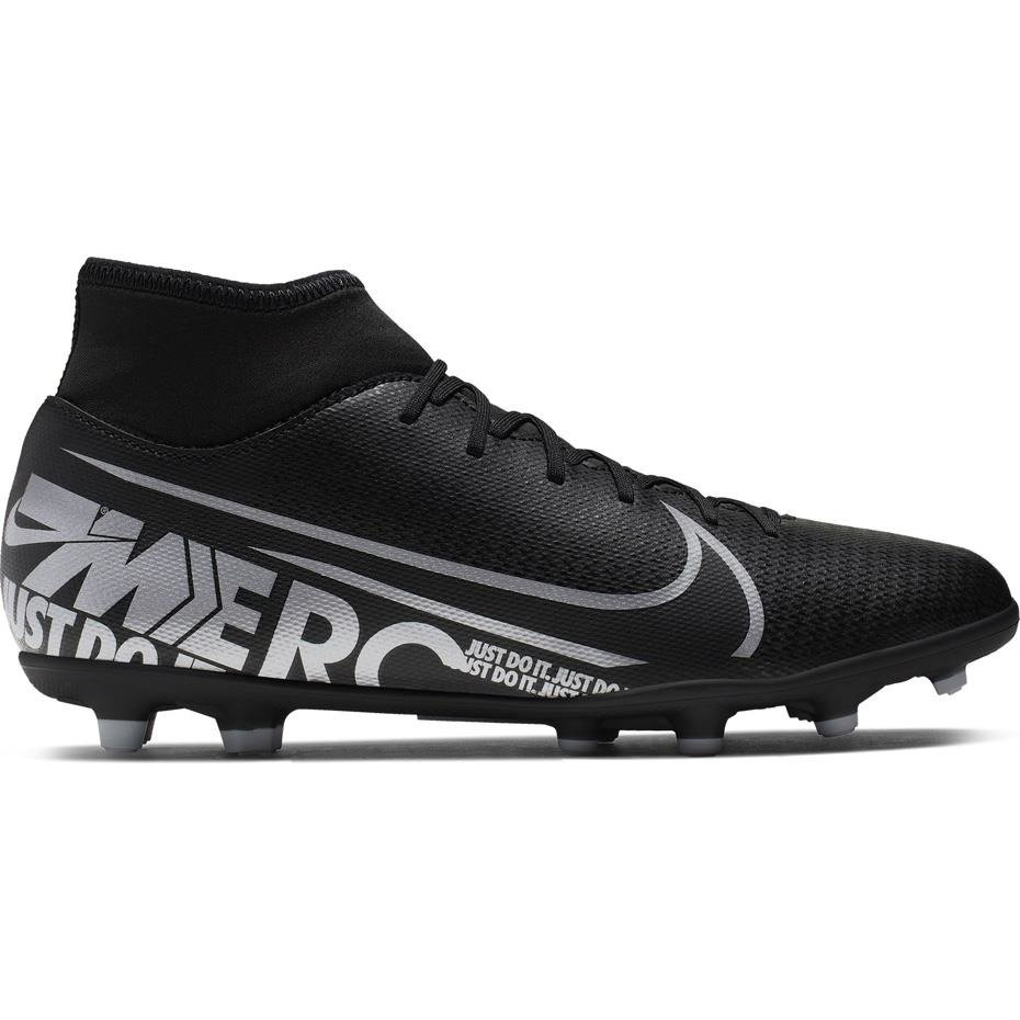 Quinto Aburrido Bienes  Nike Mercurial Superfly 7 Club FG / MG AT7949 001 football shoes | MEN \  Men's shoes \ Football \ On the grass SPORT \ Team sports \ Football \  Shoes \ On the grass | - Zoltan Sport