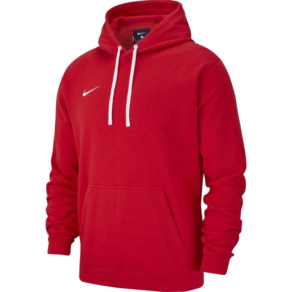 delicadeza proteccion precoz  Nike Team Club 19 Fleece Hoodie PO red men's AR3239 657 sweatshirt | MEN \  Men's clothing \ Hoodies | - Zoltan Sport