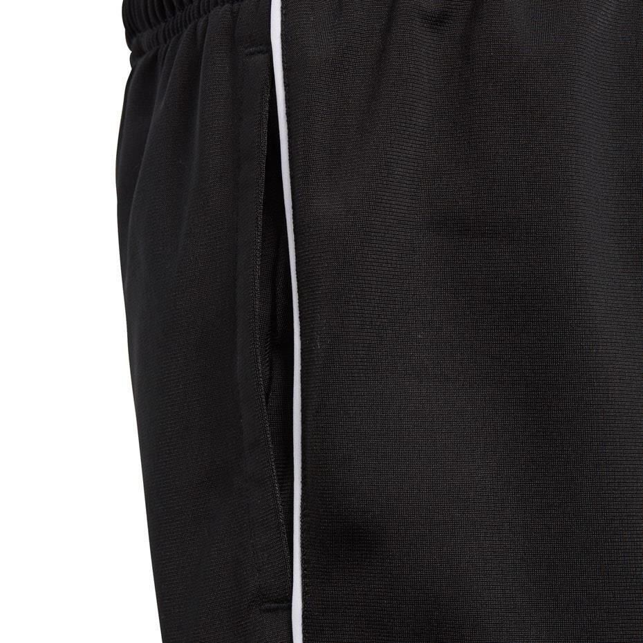 Spodnie dla dzieci adidas Core 18 Polyester JUNIOR czarne CE9049