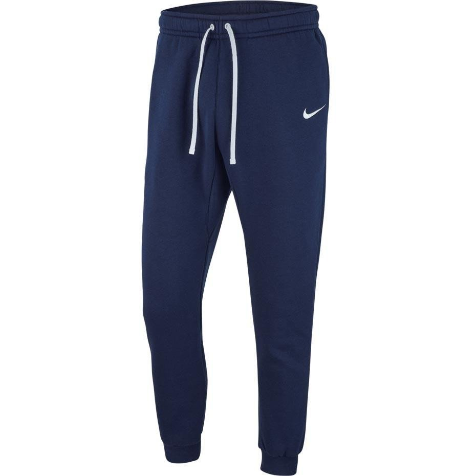 Spodnie męskie Nike Team Club 19 Fleece Pant granatowe AJ1468 451