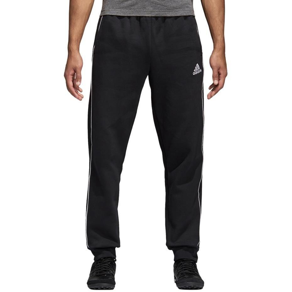 Spodnie męskie adidas Core 18 Sweat czarne CE9074