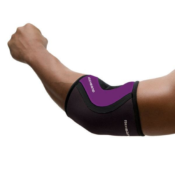 Rehband 102330 Elbow Support 5mm GYM Fitness Lifting