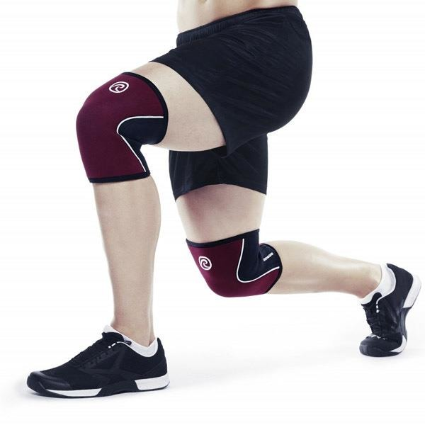 Rehband 105314 Rx Line Knee Support - 5mm Fitness Gym Lifting
