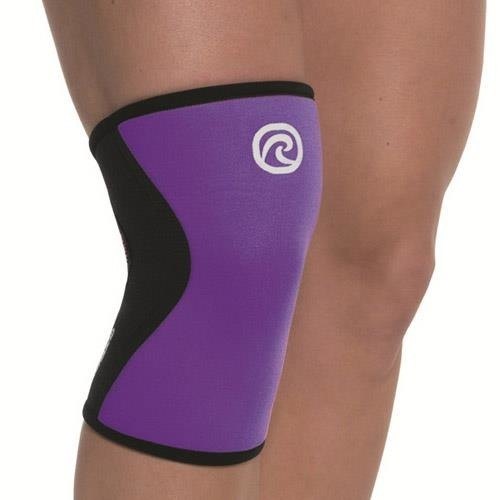 Rehband 7751W Rx Knee protector for purple