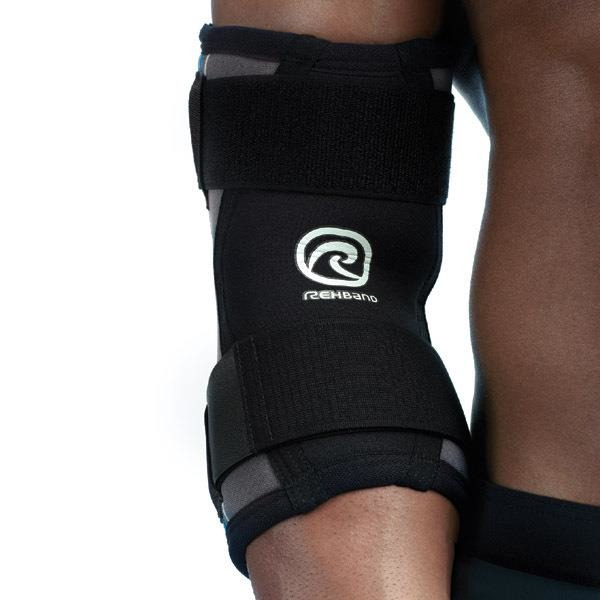 Rehband 7791 Strong Elbow Support CORE LINE - right  Fitness Gym Lifting