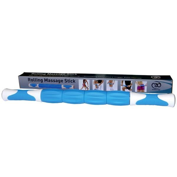 Rolling Massage Stick Fitness-Mad Unisex