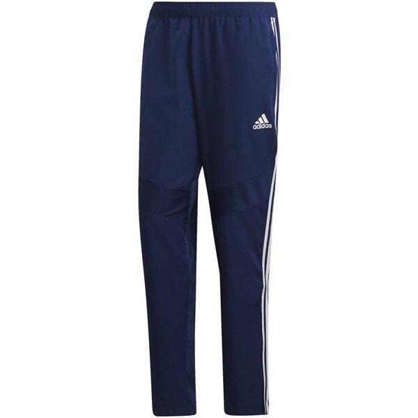 Spodnie męskie adidas Tiro 19 Woven Pants granatowe DT5180