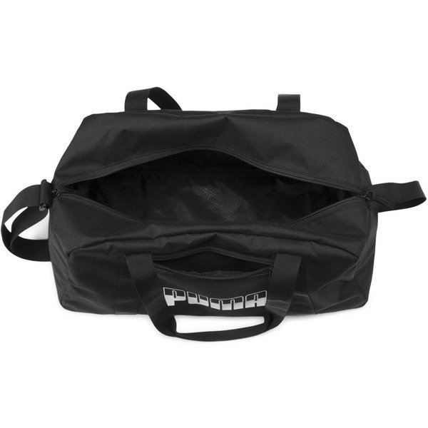 Torba Puma Plus Sports Bag II czarna 076063 01