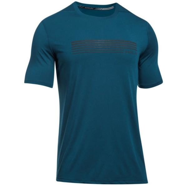 Under Armour THREADBORNE RUN M 1299040 918 Men's T-shirt