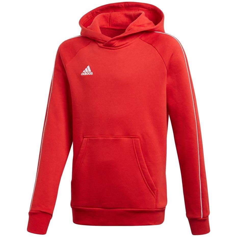 bluza adidas czerwona dziecięca