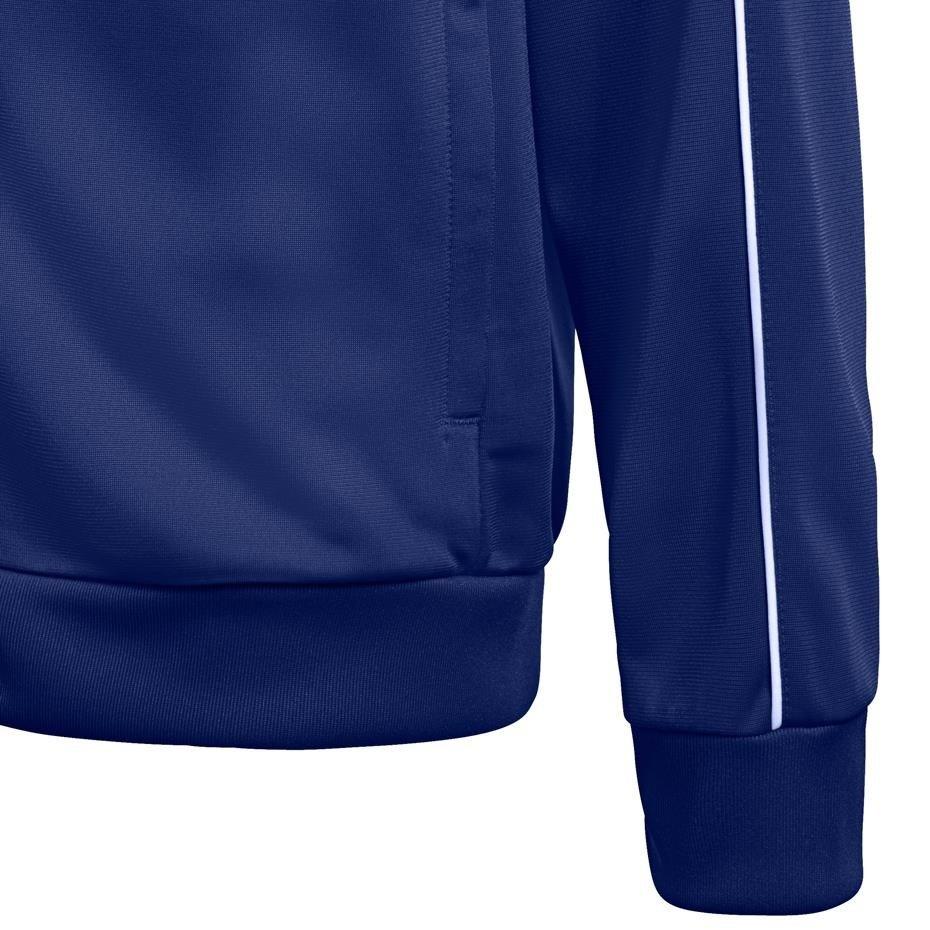 Bluza adidas Core 18 Training Top JR czarna CE9028