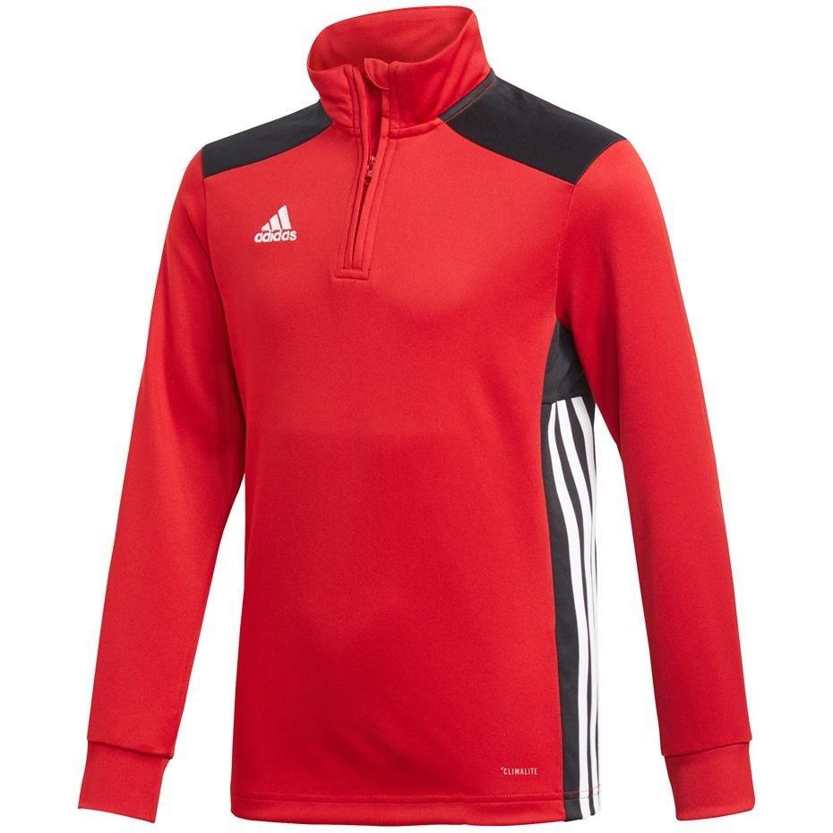 czerwona bluza adidas dziecęca używana