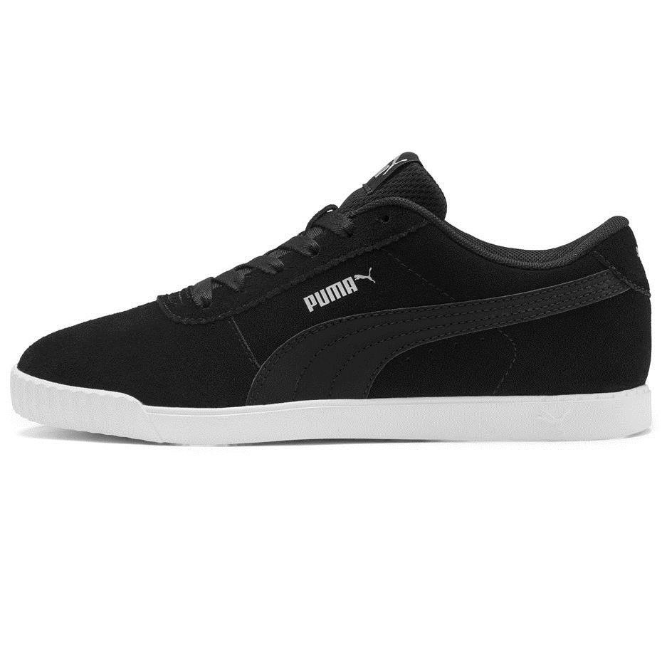 Buty damskie Puma Carina Slim SD czarne 370549 01