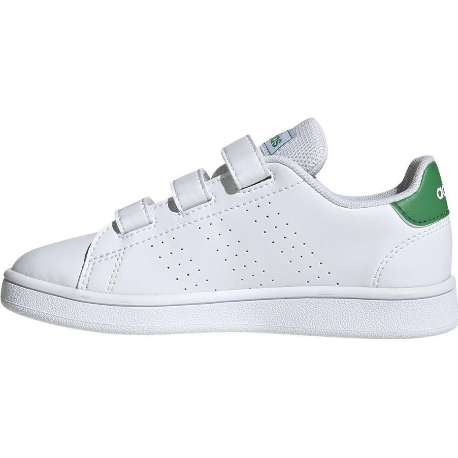 Buty dla dzieci adidas Advantage C białe EF0223