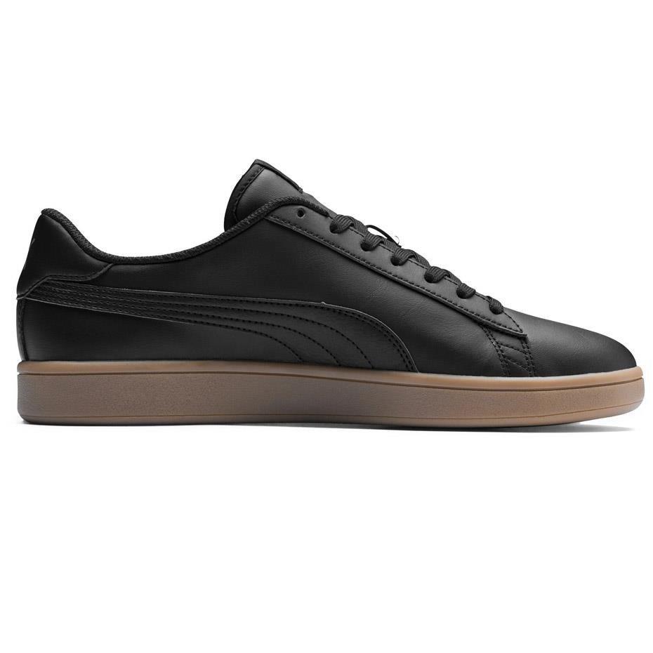 Buty męskie Puma Smash v2 L czarne 365215 12