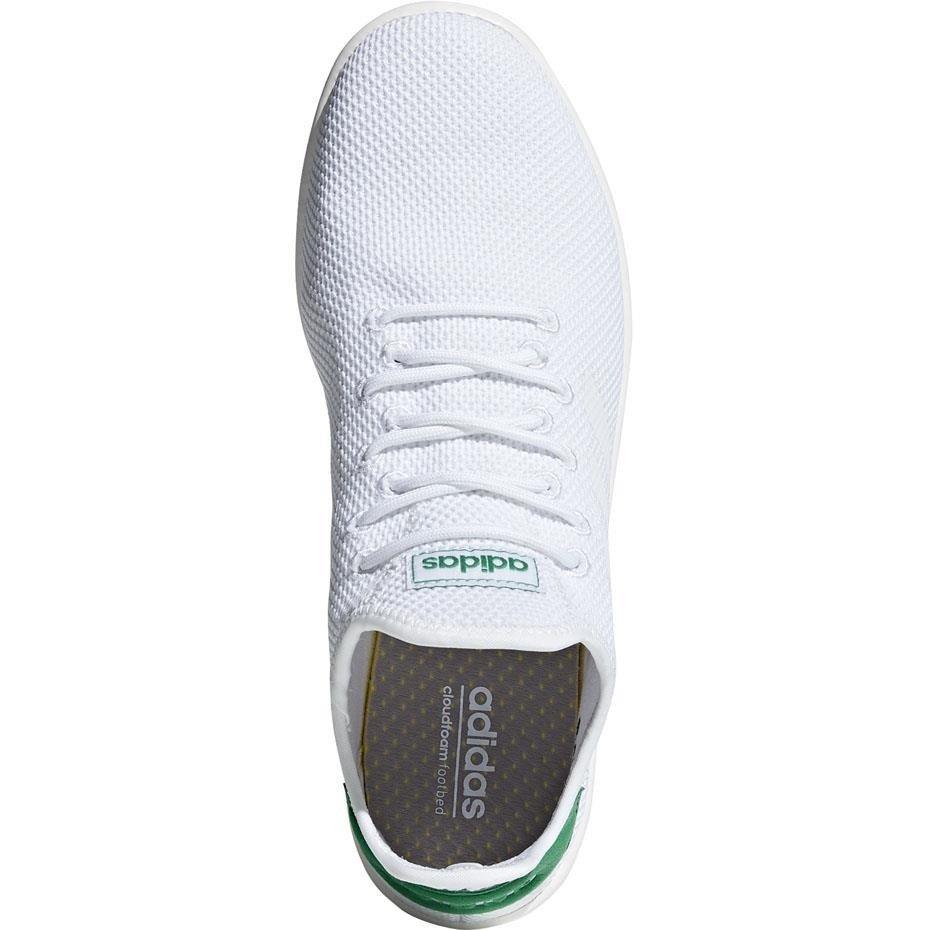 Buty męskie adidas Court Adapt białe F36417 Ceny i opinie