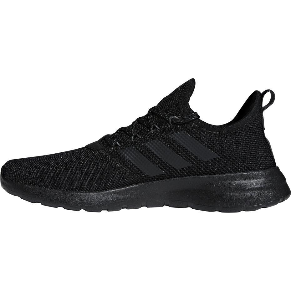 buty męskie adidas lite racer czarne
