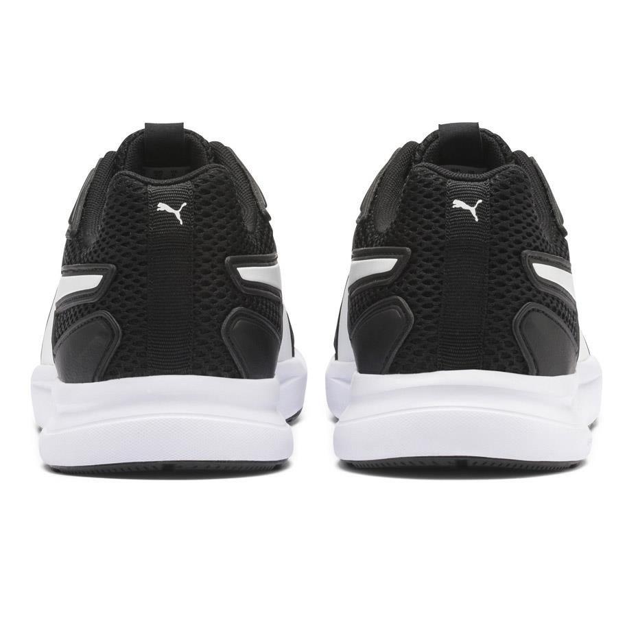 Buty męskie do biegania Puma Escaper Core czarno białe 369985 01