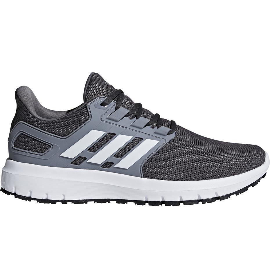 Buty męskie do biegania adidas Energy Cloud 2 szaro białe B44751