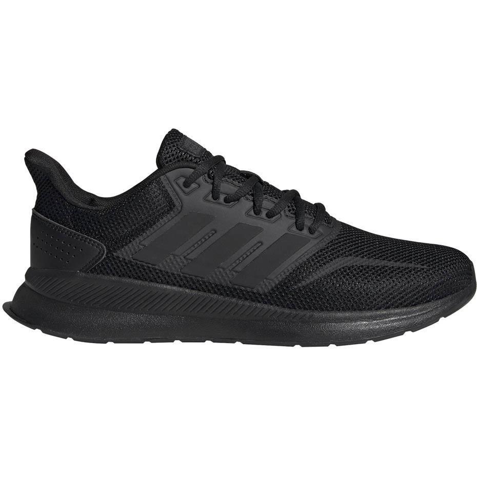 Buty męskie do biegania adidas Runfalcon czarne G28970