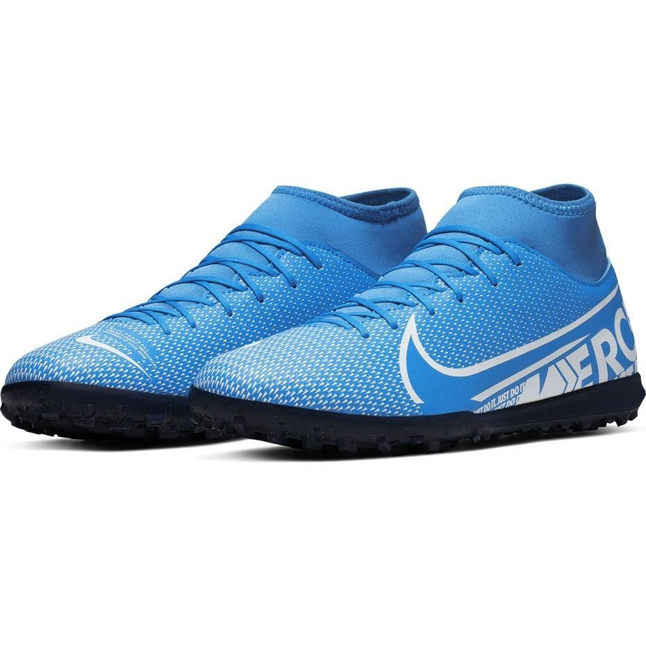 Buty piłkarskie Nike Mercurial Superfly 7 Club TF JUNIOR AT8156 414