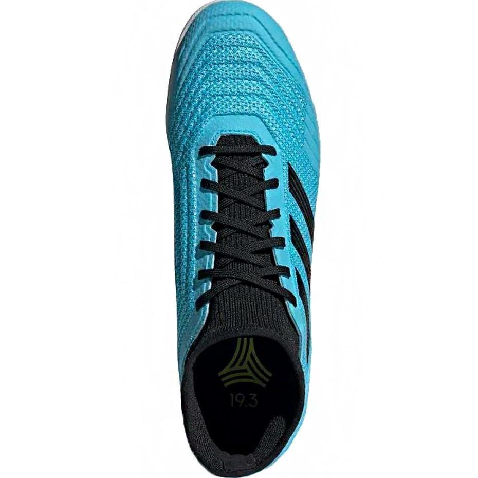 Buty piłkarskie adidas Predator 19.3 IN niebieskie F35615