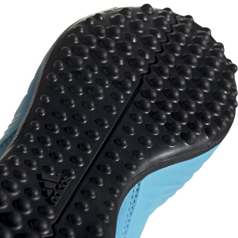 Buty piłkarskie adidas Predator 19.3 TF JR niebieskie G25803