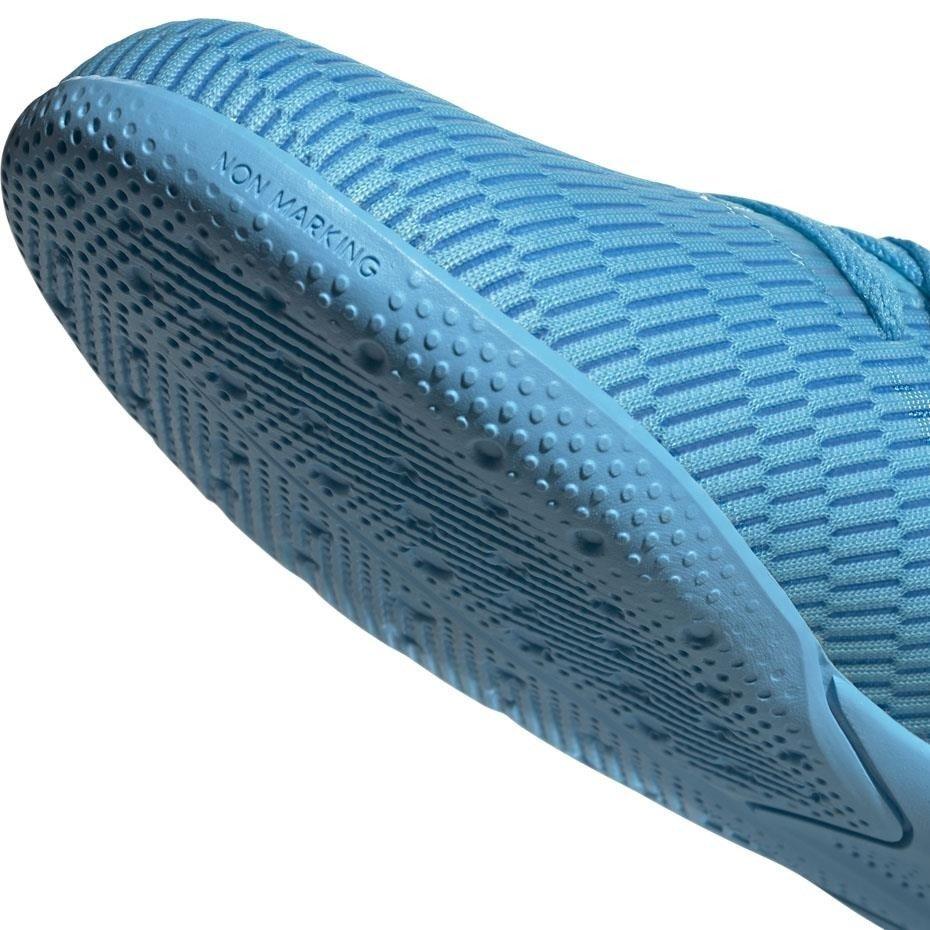 Buty piłkarskie adidas X 19.3 In Jr F35354 niebieskie | Buty
