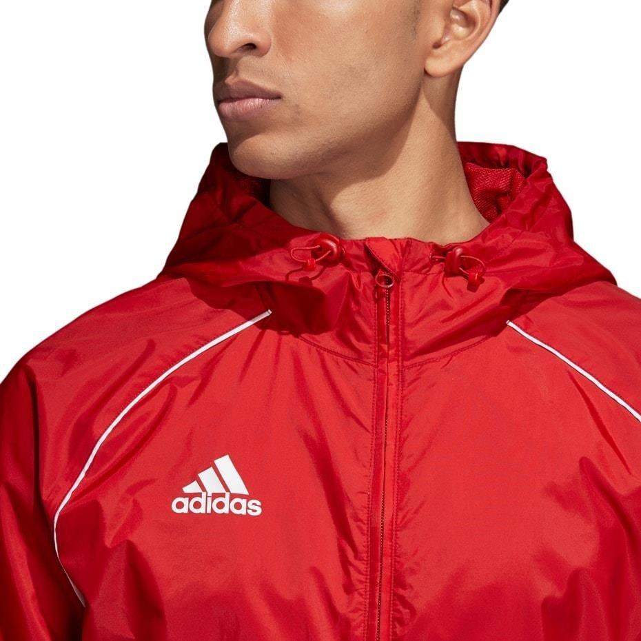 Kurtka męska adidas Core 18 Rain czerwona CV3695 Cena