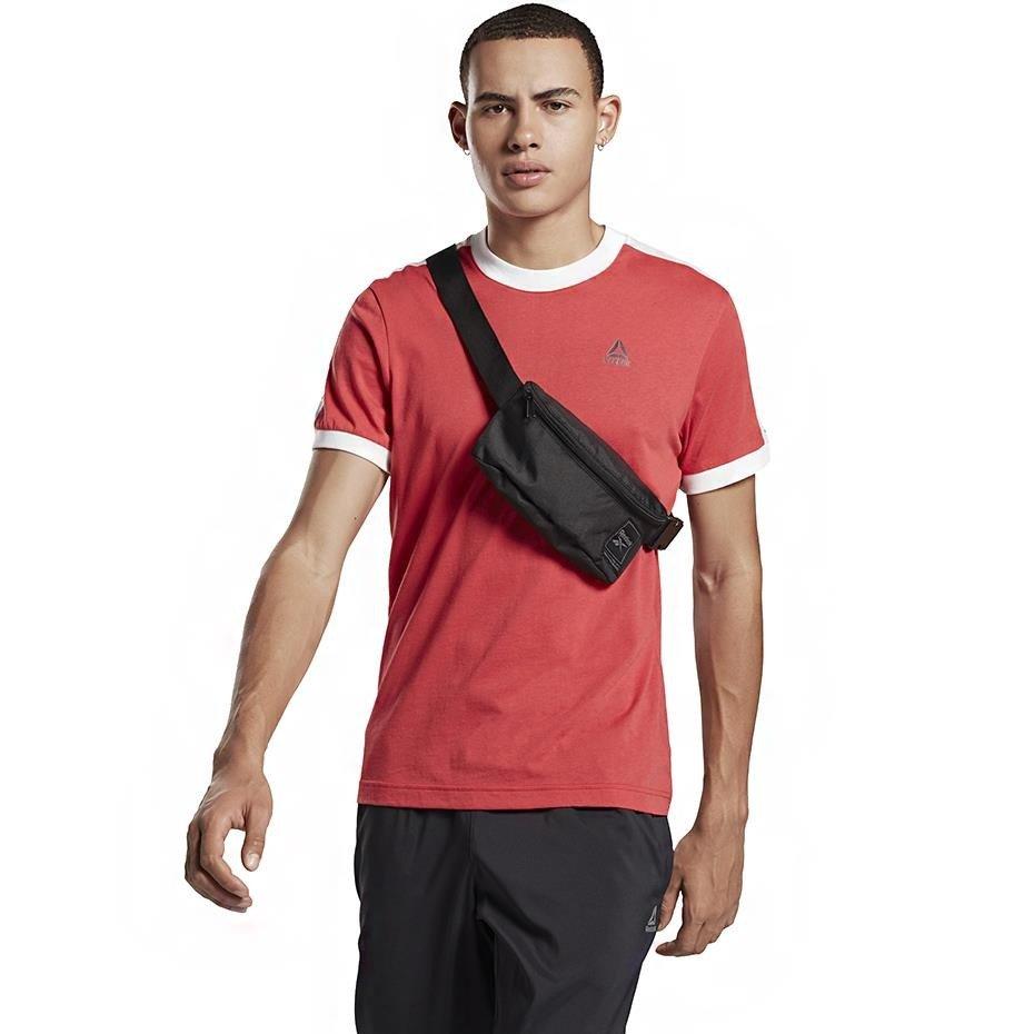 Saszetka na pas Reebok Workout City Bag czarna FQ5285