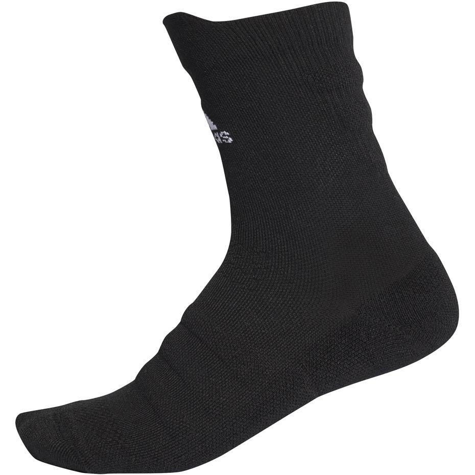 Skarpety adidas Alpahskin Low Cushion Crew czarne CV7428