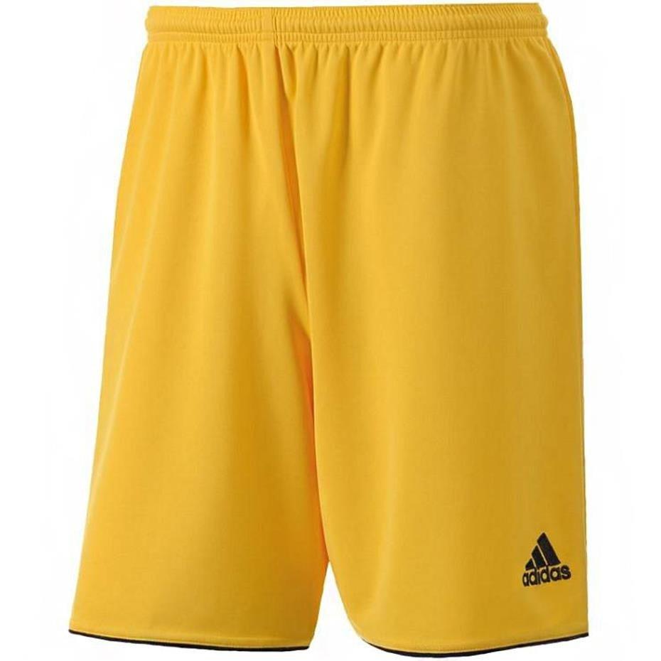 Spodenki męskie adidas Parma II żółte 742740