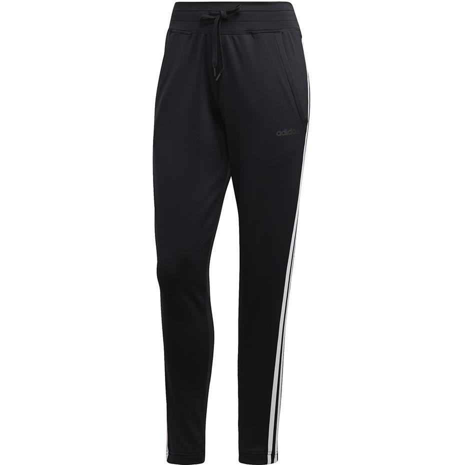 Spodnie damskie adidas D2M 3S Pant czarne DS8732
