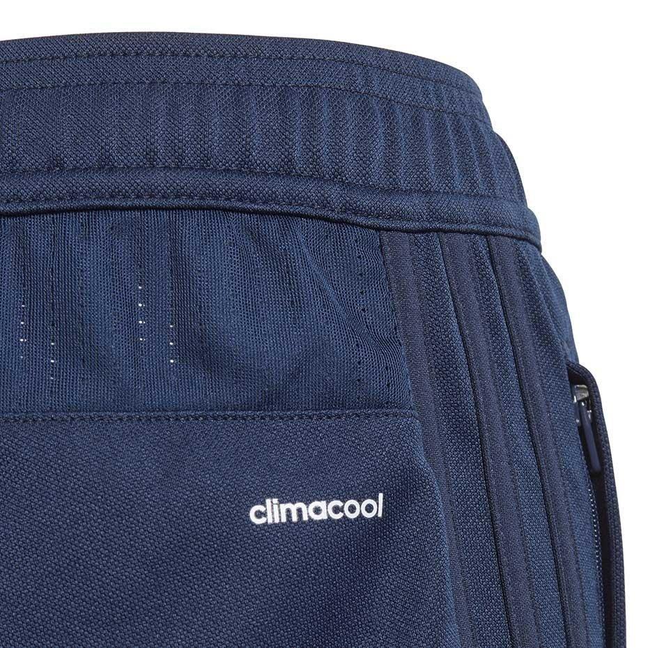 Spodnie dla dzieci adidas Tiro 17 Training Pants JUNIOR granatowe BQ2726