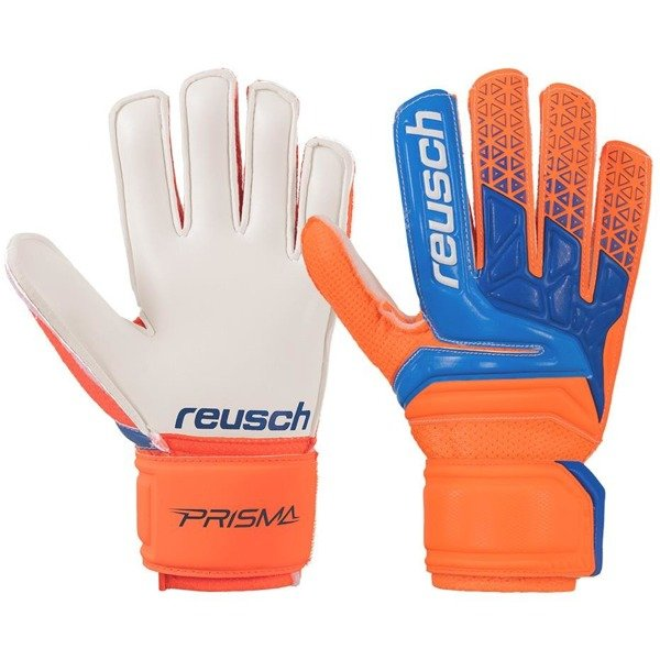 Rękawice bramkarskie Reusch Prisma SD Easy Fit Junior 3872515 290